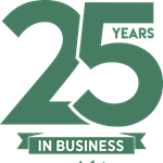 25 Years in Business! IMAGE